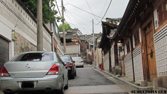 Bukchon Hanok Village 2