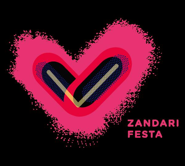 Zandari Festa 2015 Logo