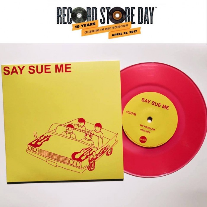 Say Sue Me LP