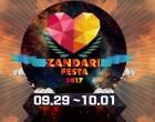 Zandari Festa 2017 Cover Photo