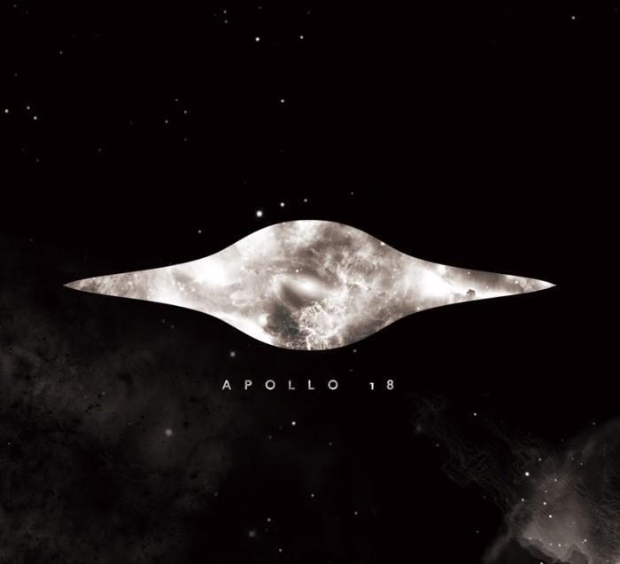 Apollo 18 Black [EP]Cover