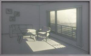 Hwang_Seon_Tae_Living_Room_with_Garden_view_ii