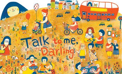 Talk to Me Darling