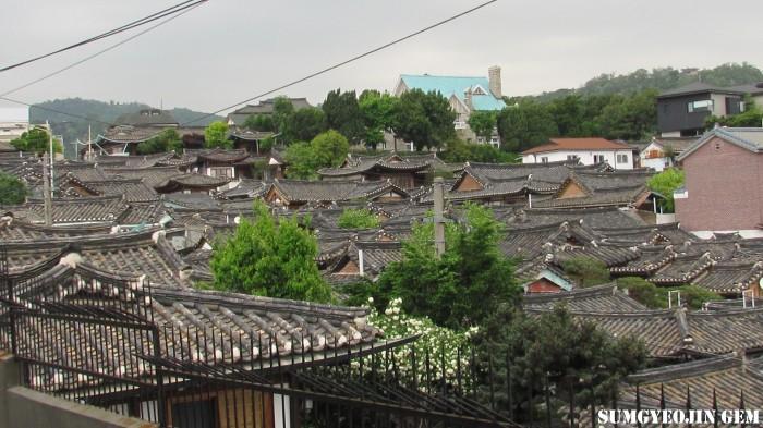 Bukchon Hanok Village 5