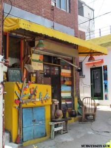 Ihwa Mural Village 27
